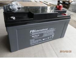ROMBAT Acumulator 12V 70Ah VRLA, AGM 350x165x175mm FBinternational for ROMBAT DC70-12
