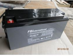 ROMBAT Acumulator 12V 150Ah VRLA, GEL, AGM FBinternational for ROMBAT