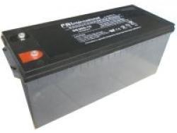 ROMBAT Acumulator 12V 200Ah VRLA, GEL, AGM FBinternational for ROMBAT