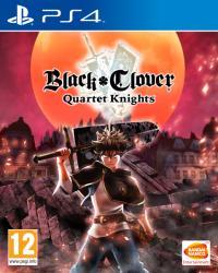 BANDAI NAMCO Entertainment Black Clover Quartet Knights (PS4)