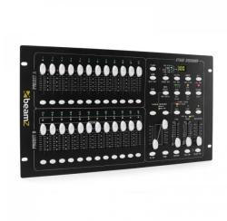 Beamz DMX-024PRO, controler DMX cu 24-canale, panou pentru controlul iluminatului (Sky-154.062)