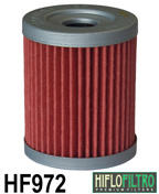HifloFiltro filtre ulei si aer Filtru ulei Scuter - Moto - ATV HifloFiltro HF972