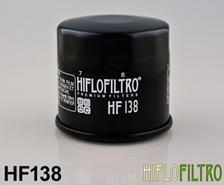 HifloFiltro filtre ulei si aer Filtru ulei Moto - ATV HifloFiltro HF138