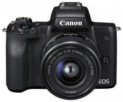 Canon EOS M50 + EF-M 15-45mm IS STM (2680C012AA/70AA/2681C012AA)
