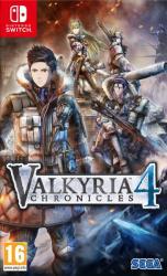 SEGA Valkyria Chronicles 4 (Switch)