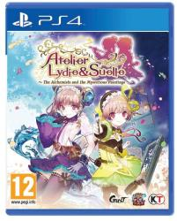 KOEI TECMO Atelier Lydie & Suelle The Alchemists and the Mysterious Paintings (PS4)