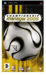 Eidos Championship Manager 2006 (PSP)