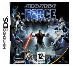 LucasArts Star Wars The Force Unleashed (Nintendo DS)