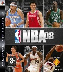 Sony NBA 08 (PS3)