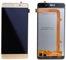 Blu NBA001LCD449 Gyári eredeti BLU Energy X 2 E050 arany LCD kijelző érintővel