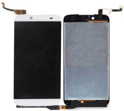Blu NBA001LCD447 Gyári eredeti BLU Dash X Plus D950 fehér LCD kijelző érintővel