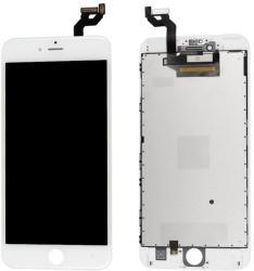 NBA001LCD848 Utángyártott Apple iPhone 6S fehér Self-Assembled Flex LCD kijelző érintővel
