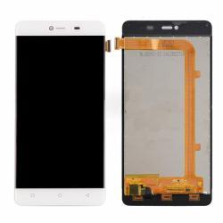 Blu NBA001LCD450 Gyári eredeti BLU Energy X 2 E050 fehér LCD kijelző érintővel