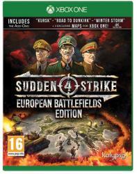 Kalypso Sudden Strike 4 [European Battlefields Edition] (Xbox One)