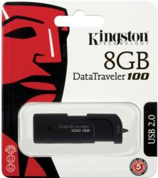 Kingston DataTraveler 100 G2 8GB DT100G2/8GB