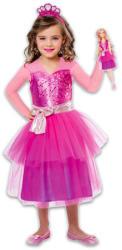 Amscan Barbie hercegnő jelmez 5-7 éveseknek (999562)