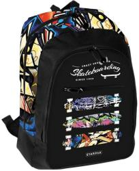 Starpak Tinédzser iskolatáska - hátizsák Skateboarding 0514298fff