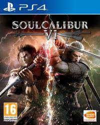 BANDAI NAMCO Entertainment Soul Calibur VI (PS4)