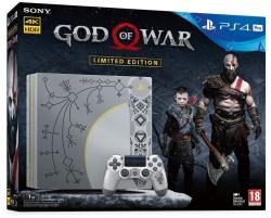 Sony PlayStation 4 Pro Limited Edition 1TB (PS4 Pro 1TB) + God of War