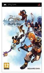 Square Enix Kingdom Hearts Birth by Sleep (PSP)