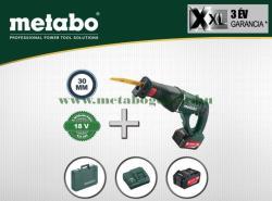 Metabo ASE 18 LTX Li