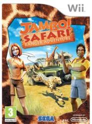 SEGA Jambo! Safari Animal Rescue (Ranger Adventure) (Wii)