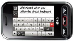 LG T320 Wink 3G