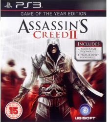 Ubisoft Assassin's Creed II [Game of the Year Edition] (PS3)