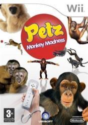 Ubisoft Petz Monkey Madness (Wii)