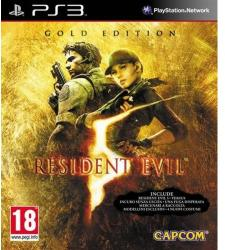Capcom Resident Evil 5 [Gold Edition] (PS3)