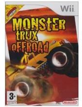 Bold Games Monster Trux Offroad (Wii)