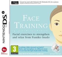 Nintendo Face Training (Nintendo DS)