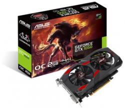 ASUS GeForce GTX 1050 OC 2GB GDDR5 128bit PCIe (CERBERUS-GTX1050-O2G)