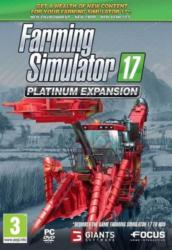 Focus Home Interactive Farming Simulator 17 Platinum Expansion (PC)