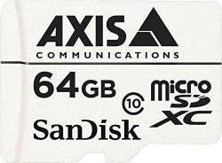 Axis Communications Surveillance microSDXC 64GB C10 5801-961