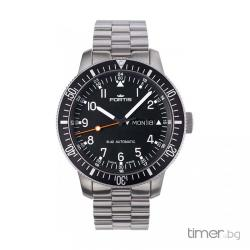 Fortis 647.10.11 B-42 Official Cosmonauts Day/Date