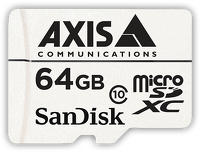 Axis Communications Companion microSDXC 64GB C10 5801-941