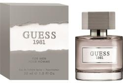 GUESS 1981 Pour Homme EDT 30ml