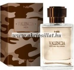 NG Perfumes Valencia Men EDT 15ml