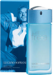 Luciano Soprani Just Free EDT 50ml