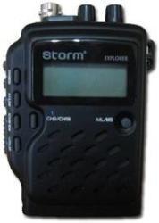STORM Explorer Statie radio