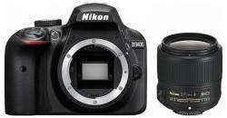 Nikon D3400 + AF-S 35mm
