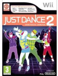 Ubisoft Just Dance 2 (Wii)