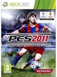 Konami PES 2011 Pro Evolution Soccer (Xbox 360)