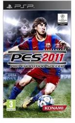 Konami PES 2011 Pro Evolution Soccer (PSP)