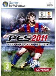 Konami Pro Evolution Soccer 2011 (PC)