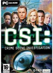 Ubisoft CSI: Crime Scene Investigation (PC)