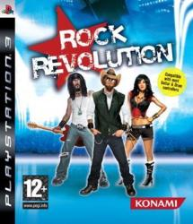 Konami Rock Revolution (PS3)