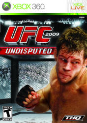 THQ UFC 2009 Undisputed (Xbox 360)