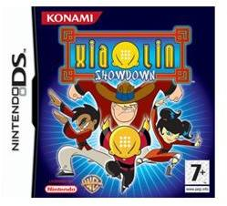Konami Xiaolin Showdown (Nintendo DS)